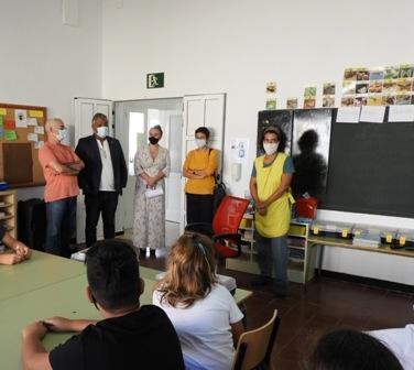 Puerto del Rosario mejora las instalaciones de los centros educativos municipales
