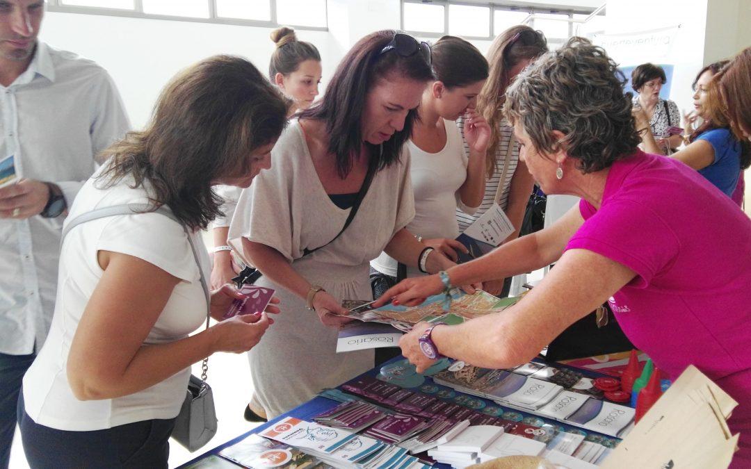 La Concejalía de Turismo en una «workshop» para touroperadores húngaros