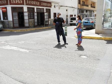 Pto. del Rosario adjudica el saneamiento y reasfaltado de las calles Pizarro y Hernán Cortés