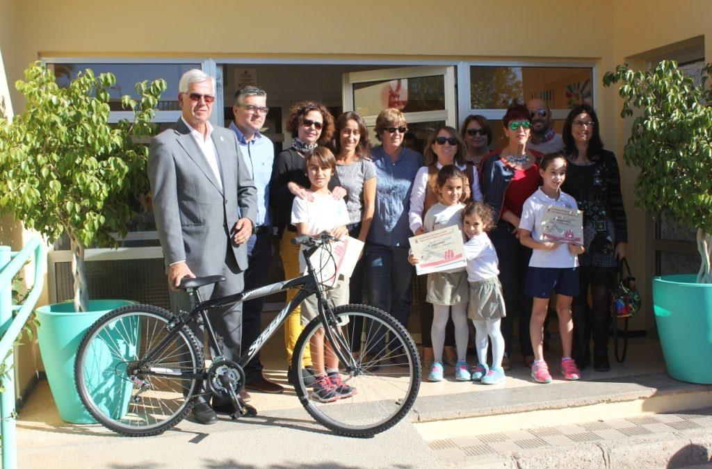 Entrega de Premios del Concurso de Redacción «Una ciudad para disfrutar»