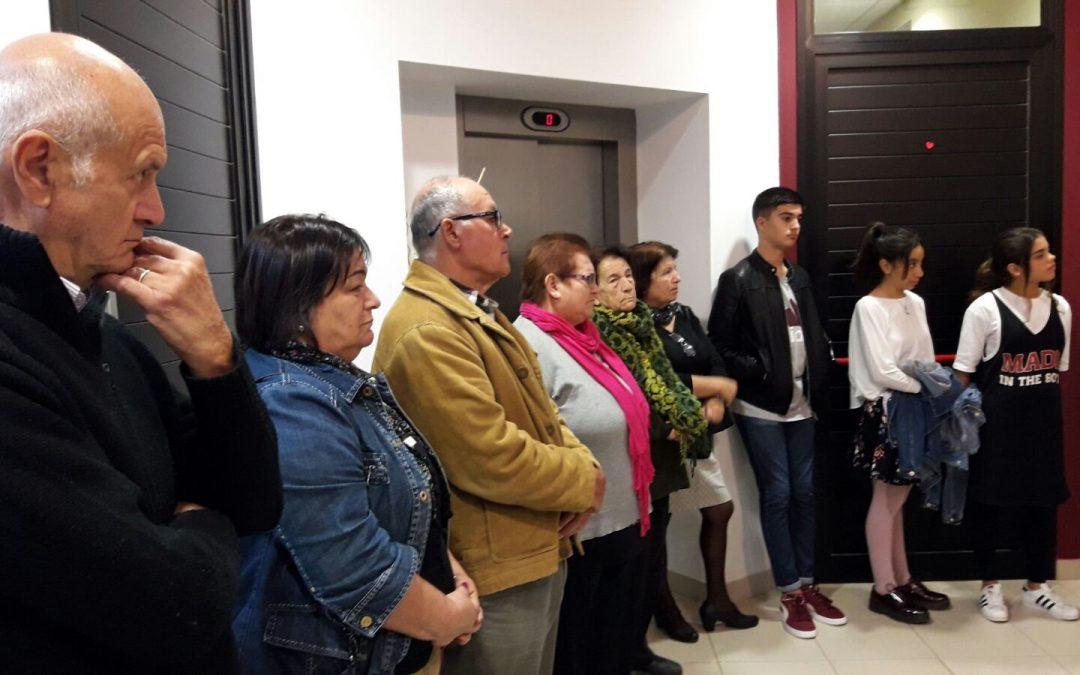 Buena acogida por parte del público en la Exposición de Maqui Rodriguez