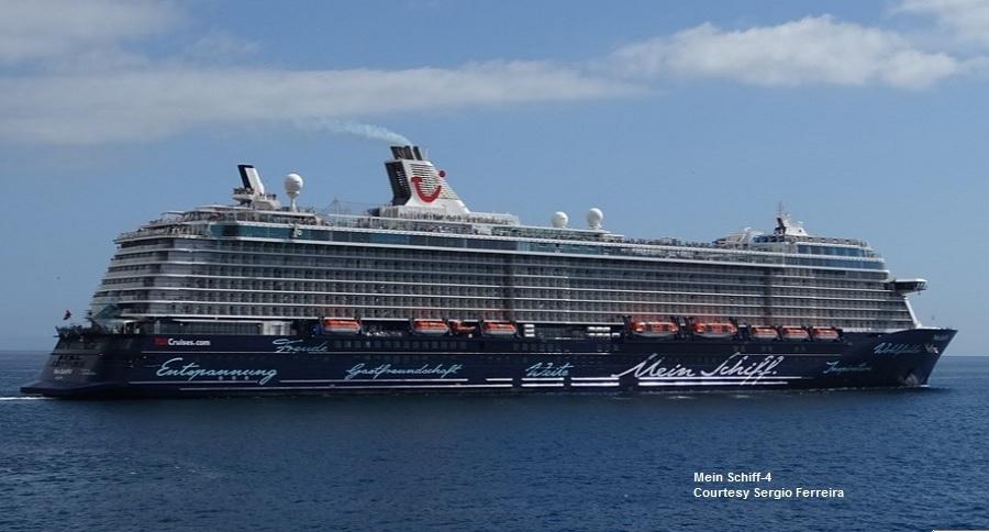 Este domingo, 9 de octubre, dos cruceros para inaugurar la temporada