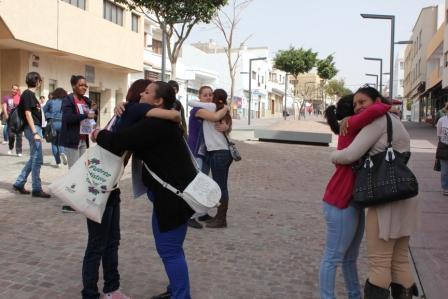 EL AYUNTAMIENTO CELEBRA EL DIA INTERNACIONAL DE LA MUJER