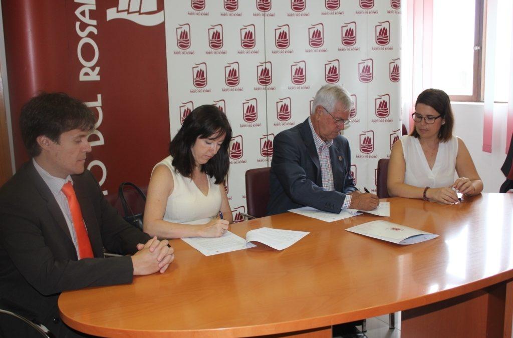 Ayuntamiento y la empresa CLECE firman un convenio en materia de empleo