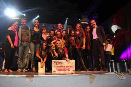 BALANCE POSITIVO DE PARTICIPACIÓN EN LAS FIESTAS DEL ROSARIO 2012