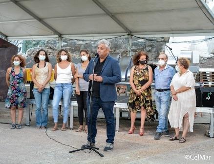 El XI Simposio de Escultura de Puerto del Rosario, el primero de España y Canarias protagonizado únicamente por mujeres, clausura con éxito