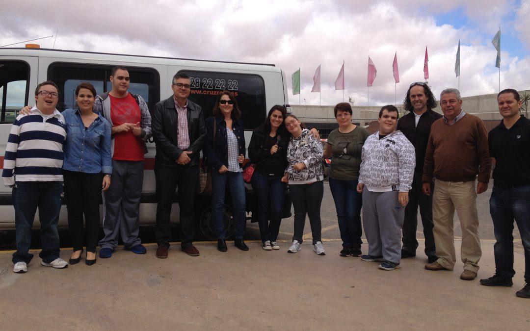 Transporte  para los alumnos del IES San Diego con diversidad funcional
