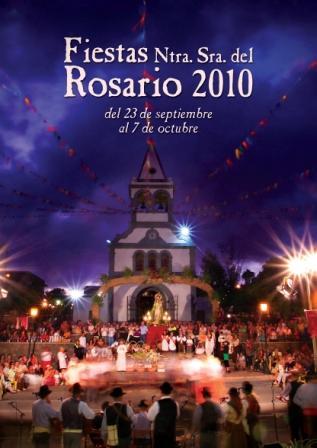 PRESENTACIÓN DEL PROGRAMA DE FIESTAS DEL ROSARIO 2010