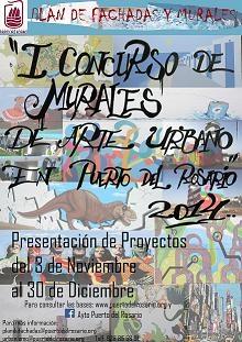 I Concurso de Murales  Arte Urbano en Puerto del Rosario 2014