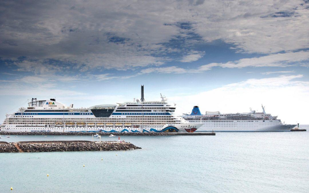 Puerto del Rosario incrementa en un 41% la llegada de cruceristas a la capital