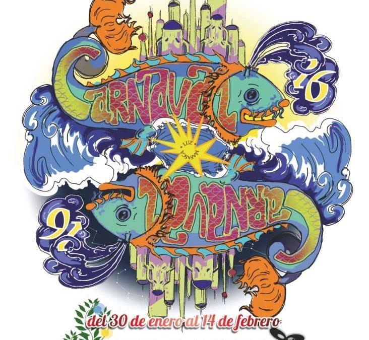 El Ayuntamiento presenta el Programa Oficial del Carnaval 2016