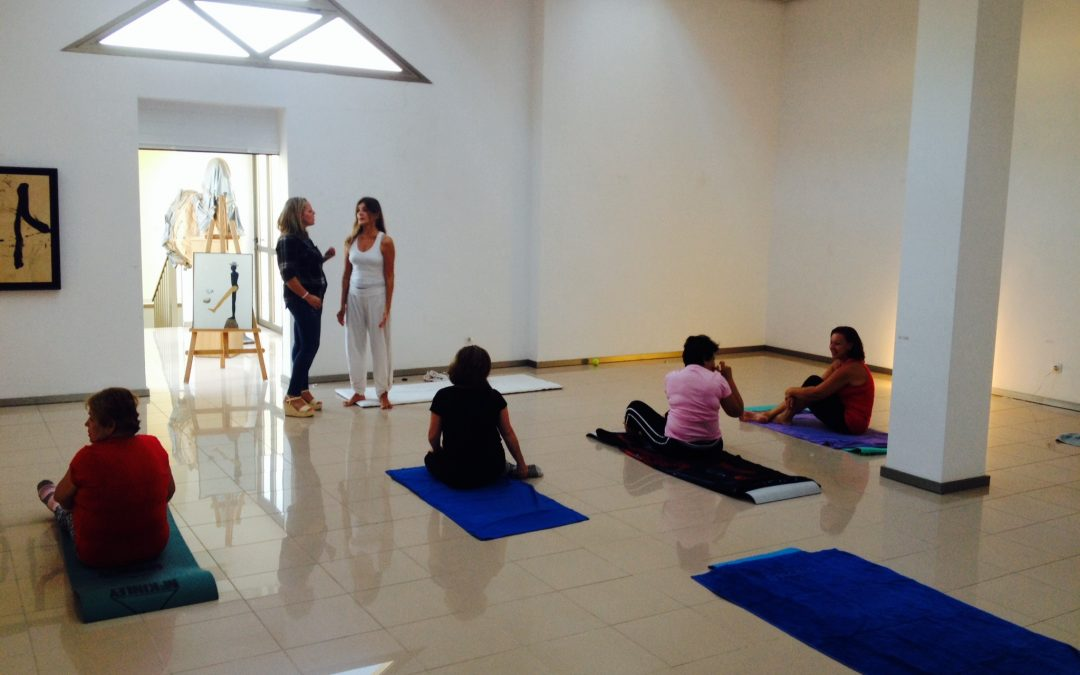 Taller de Yoga para mejorar el cuerpo y la mente