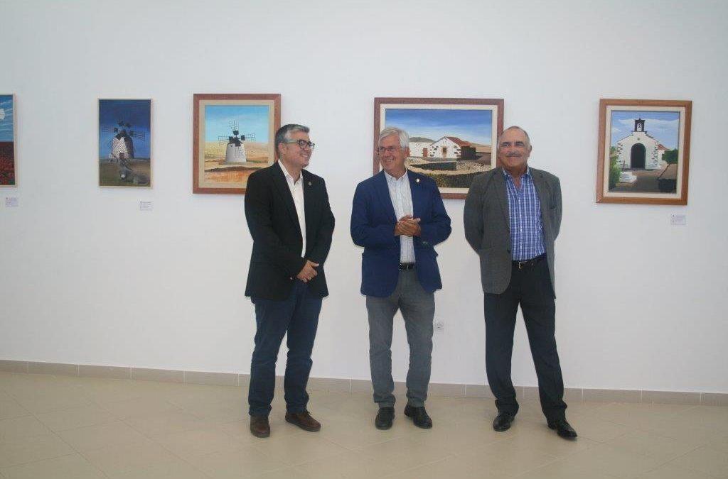 La exposición de Jose Francisco León en la Casa de la Cultura