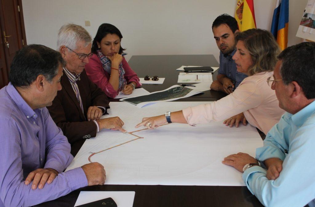 Autoridad Portuaria y Ayuntamiento coordinan actuaciones en el Frente Marítimo