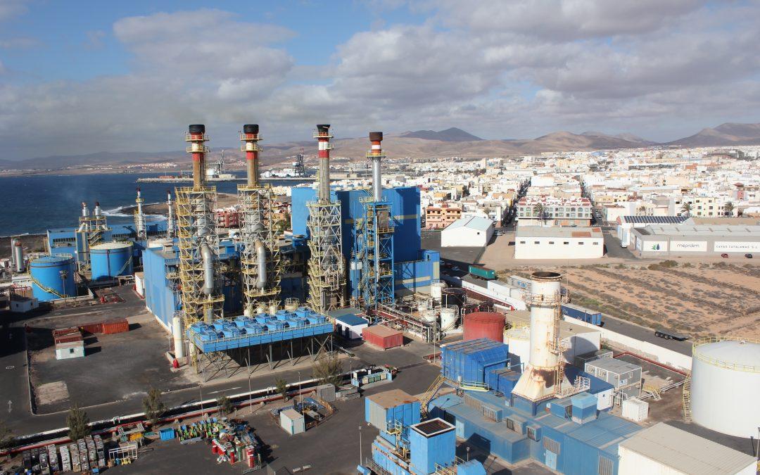Un paso más para trasladar la central eléctrica de El Charco