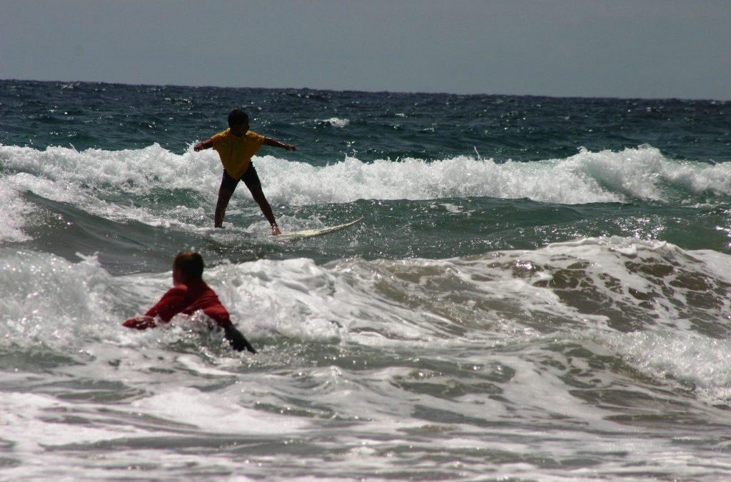 Licitación Escuelas de Surf