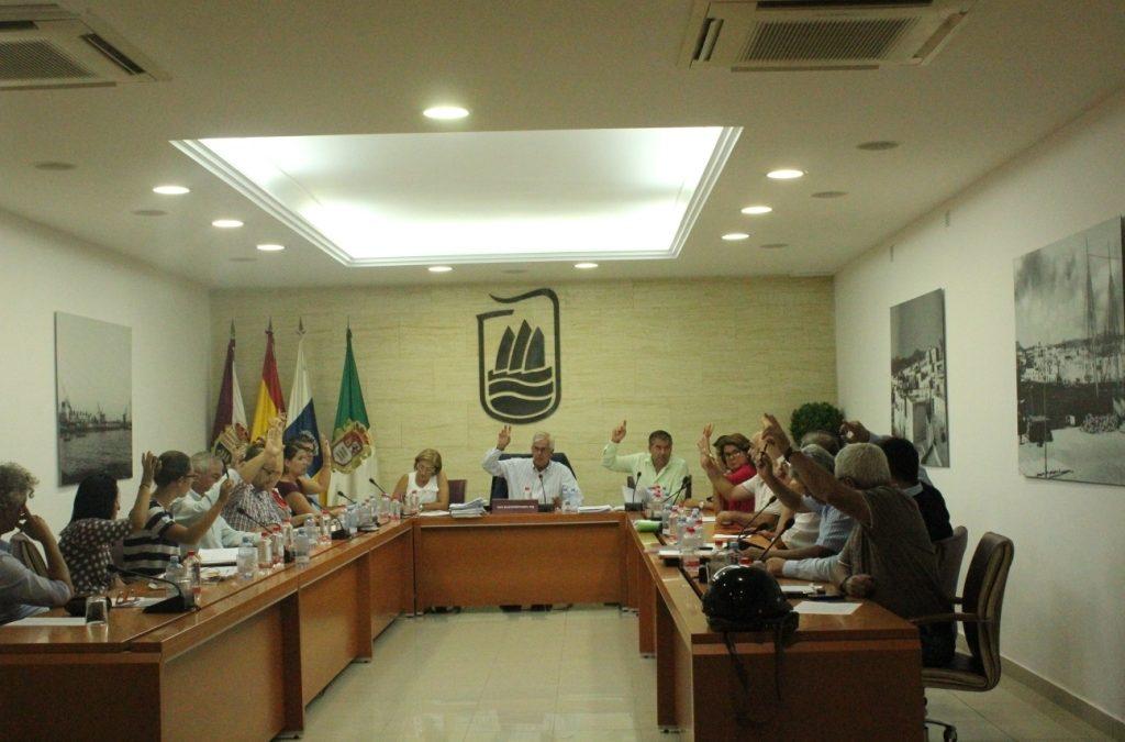 Pronunciamiento Institucional del Ayuntamiento de Puerto del Rosario