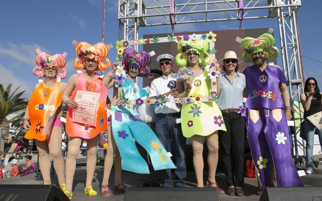 Éxito sin precedentes en el Carnaval de Día con la «Regata de Achipencos» como protagonista