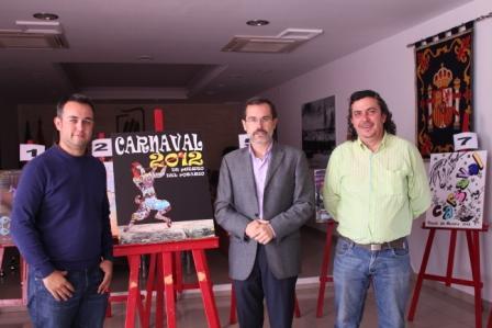 PUERTO DEL ROSARIO YA TIENE SU CARTEL ANUNCIADOR DEL CARNAVAL 2012