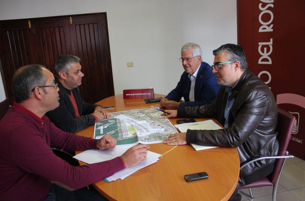 Reunión de coordinación entre Cabildo y Ayuntamiento para el Baile de Taifas