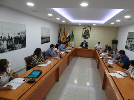 El equipo de gobierno propone mejorar el funcionamiento del Partido Judicial de Pto.