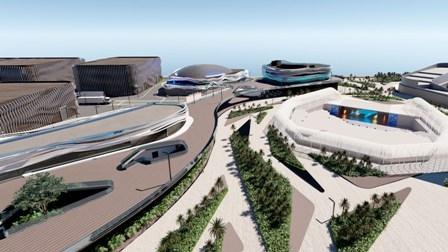Juan Jiménez expone la viabilidad de ubicar el proyecto DreamLand Studios en Puerto del Rosario