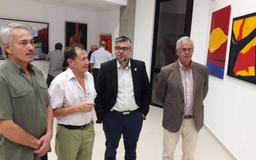 Una Casa de la Cultura estrena mejoras con la exposición de Junco y Zuluaga