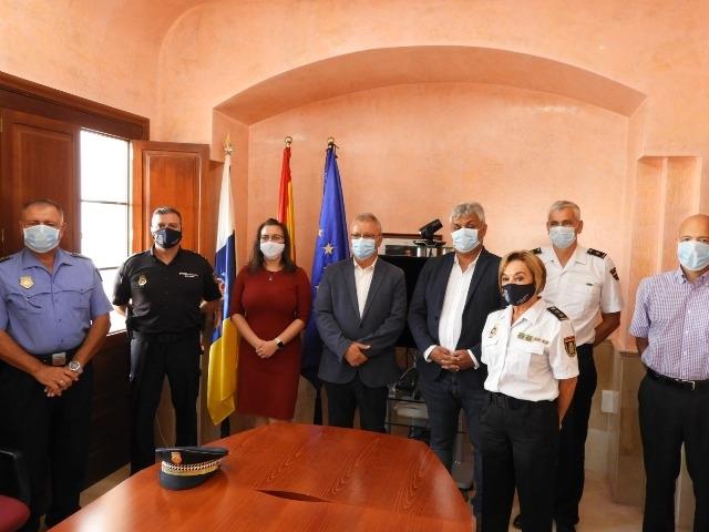 Puerto del Rosario se incorpora al Sistema VioGén del Estado