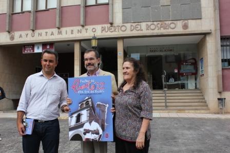 SE PRESENTA EL PROGRAMA DE LAS FIESTAS DEL ROSARIO 2012 CON RENOVADAS PROPUESTAS DE OCIO