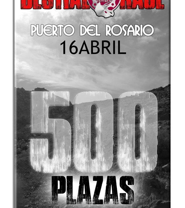 Comienza la inscripción para la Bestial Race Puerto del Rosario
