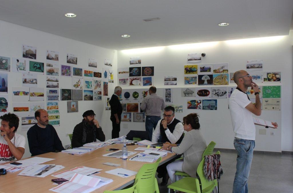 Fallo del Jurado del II Concurso de Murales de Puerto del Rosario