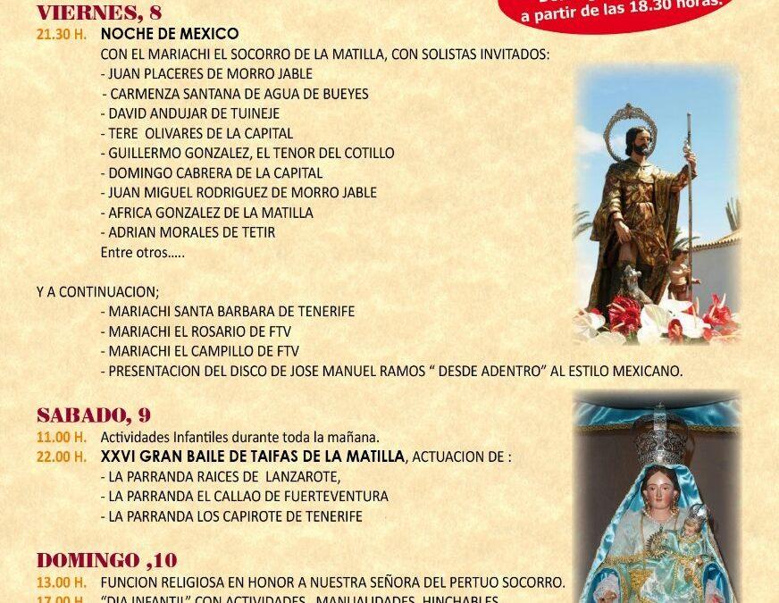 Fiestas de La Matilla 2014