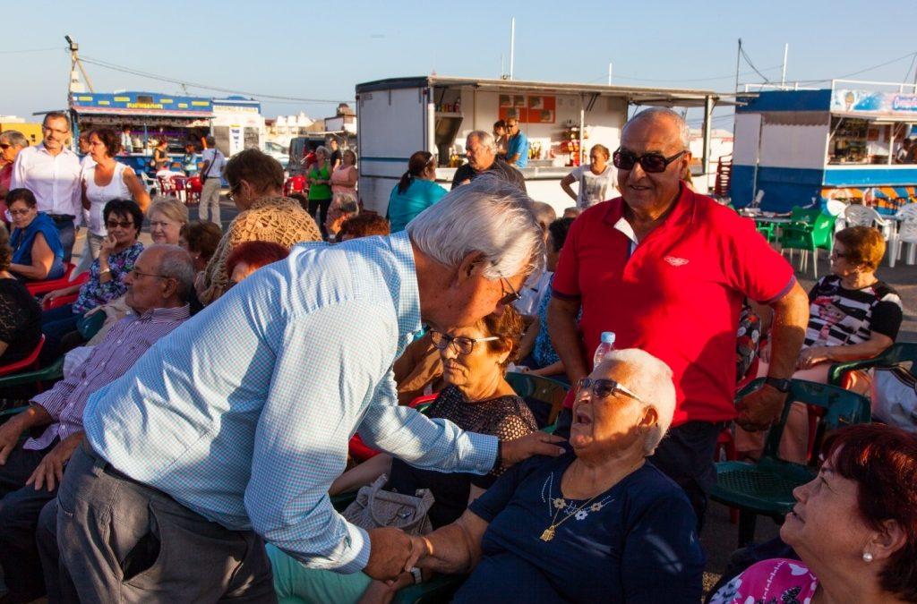La fiesta de la III Edad, ejemplo de participación de nuestros mayores