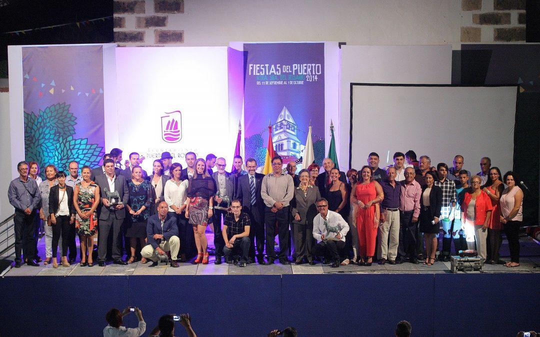 Merecido reconocimiento a las tradiciones de todas las islas en los Premios Baifo 2014
