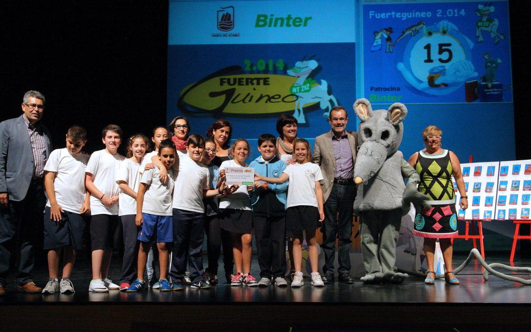 El San José de Calasanz vuelve a ganar Fuerteguineo en el 2014
