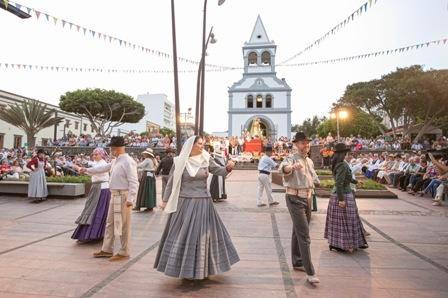 Esperanza y fe en la Ofrenda a la Virgen del Rosario 2020
