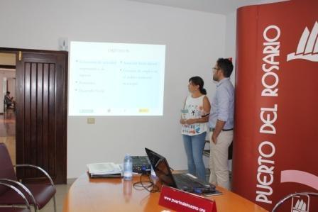 El proyecto PRODAE se presenta en el ayuntamiento de Puerto del Rosario