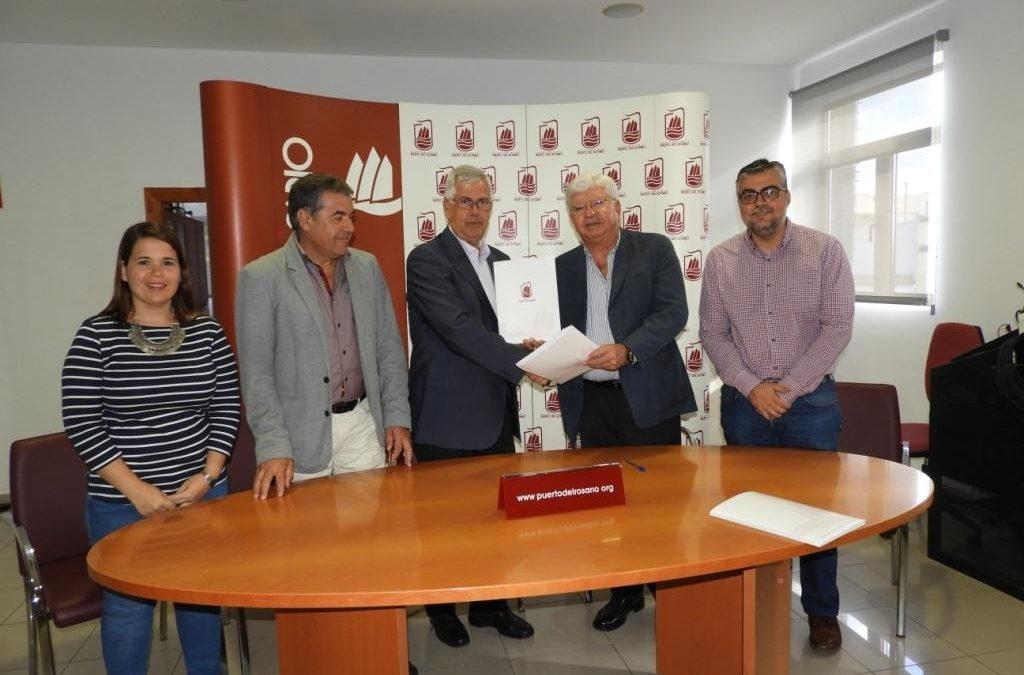Se firman los contratos para los proyectos de los Hornos de Cal de El Charco