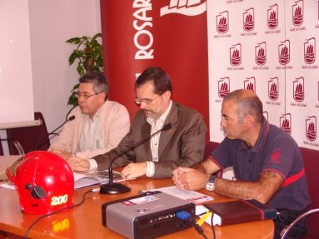 EFICIENCIA Y PROFESIONALIDAD EN LOS 337 INTERVENCIONES DEL CUERPO DE BOMBEROS DE LA CAPITAL