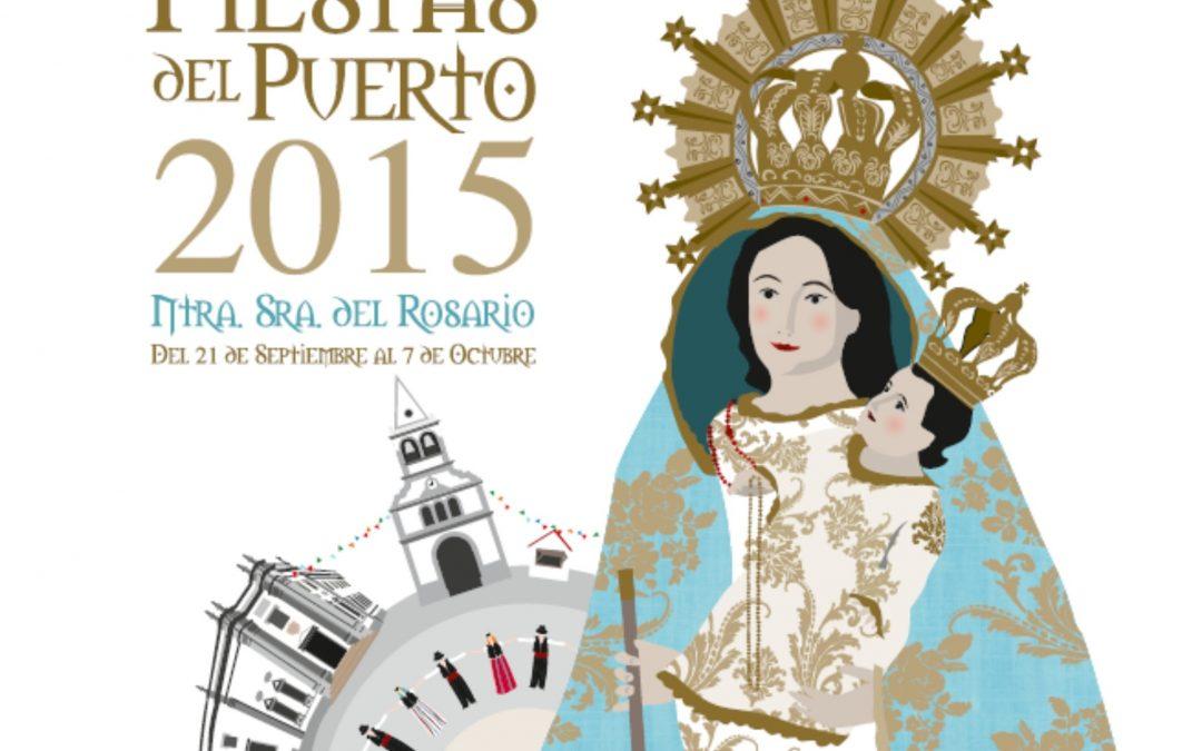 Este lunes, 14 de septiembre, presentación del Programa de Fiestas del Rosario 2015