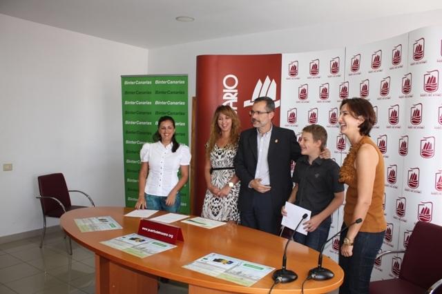 Puerto entrega premios de sorteos de iniciativas de sostenibilidad