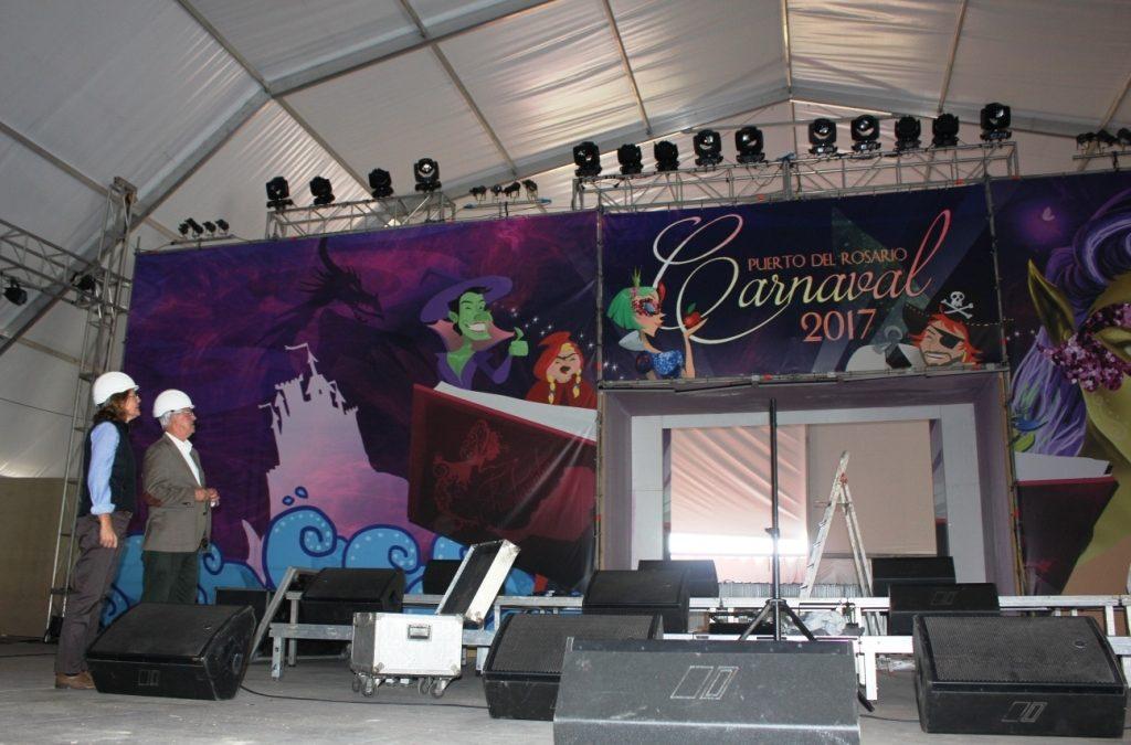 Gala de la Reina Infantil, Carnavalia,  Murgas, Achipencos, Carnaval de Día