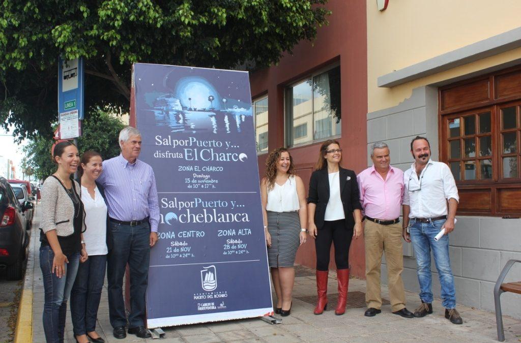 Se presenta «Salporpuerto…y una Noche Blanca» en triple convocatoria
