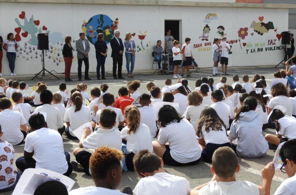 El San José de Calasanz celebra el Día Internacional de la Infancia