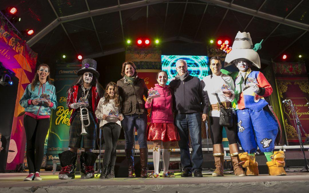 El Carnaval de Puerto toma la calle con la Gran Cabalgata carnavalera.