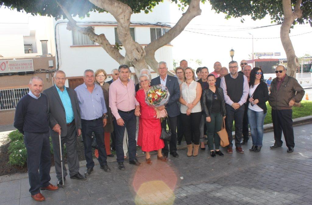 El Ayuntamiento reconoce a Ana Cabrera en el Día Internacional de la mujer