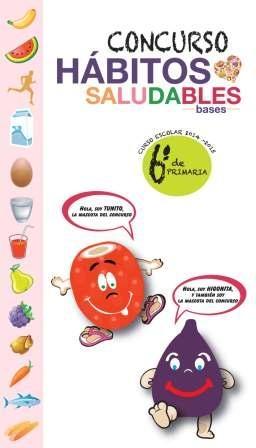 Presentación del Concurso escolar «Hábitos Saludables»