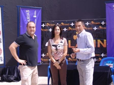 LA MEJOR MÚSICA DE ORQUESTAS CANARIAS EN MÁS LATINO 2010