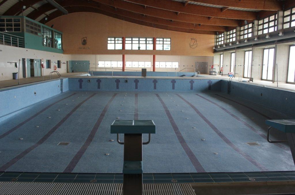 La reapertura de la piscina, objetivo prioritario del Grupo de Gobierno