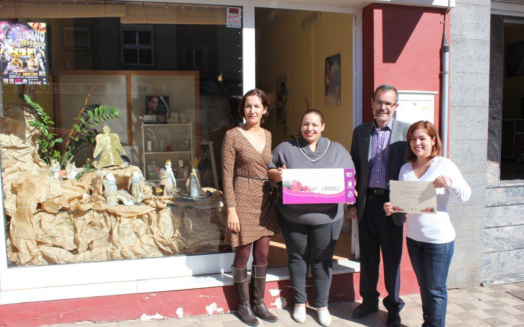 Concurso de Exteriores de Navidad 2013 en Puerto del Rosario